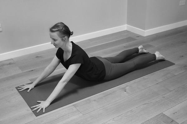 Melissa corazon yin yoga milngavie